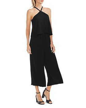 VINCE CAMUTO - Sleeveless Popover Jumpsuit