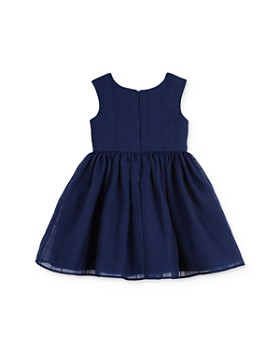 Pippa & Julie - Girls' Fit-and-Flare Organza Dress - Little Kid