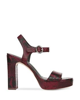 Via Spiga - Women's Savile Platform Sandals - 100% Exclusive
