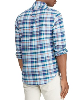 Polo Ralph Lauren - Classic Fit Plaid Button-Down Shirt