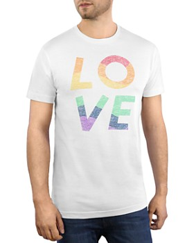 Vestige - Rainbow Love Pride Graphic Tee