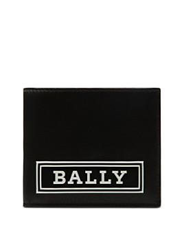 Bally - Leather Logo Wallet