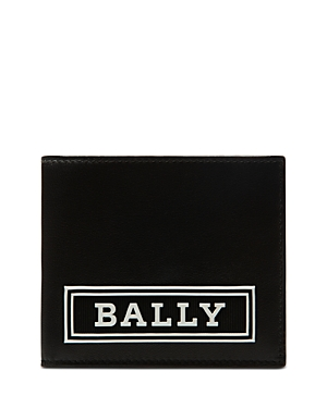 Bally Leather Logo Wallet