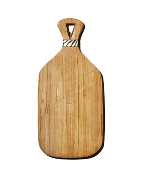 TO THE MARKET - Embellished Olivewood Cheese Board