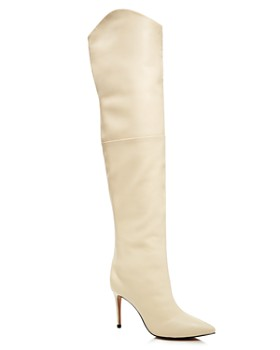 SCHUTZ - Women's Ana Maria High-Heel Over-the-Knee Boots - 100% Exclusive