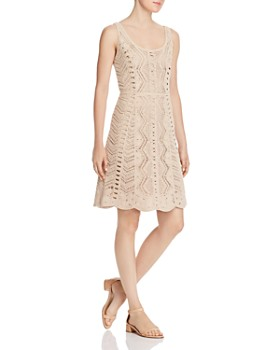 Kobi Halperin - Sasha Crochet-Lace Dress