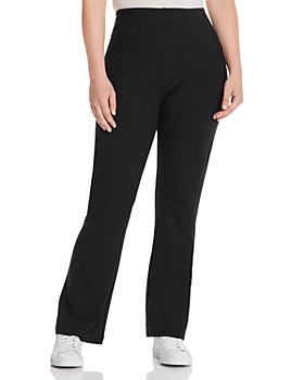Lyssé Plus - Tara Cotton Stretch Bootcut Pants