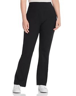 Lyssé Plus - Tara Cotton Stretch Bootcut Pants