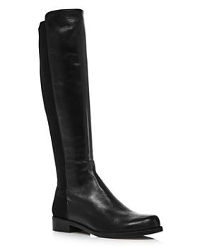Stuart Weitzman - Women's Half N' Half Knee Boots