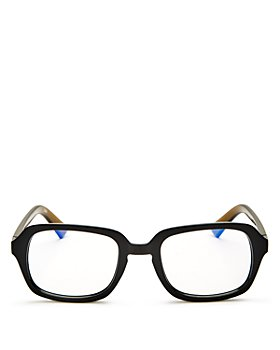 The Book Club - Unisex Hairy Otter Square Readers, 51mm