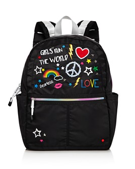 STATE - Girls' Girl Power Backpack
