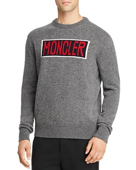 Moncler - Logo-Front Wool Sweater