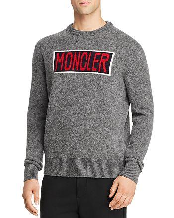 Moncler - Logo-Front Wool Sweater