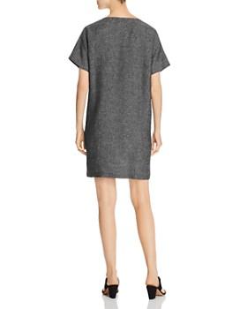 Eileen Fisher Petites - Textured Shift Dress