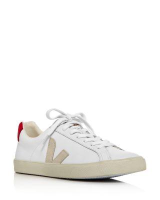 Esplar Low-top Leather Sneakers