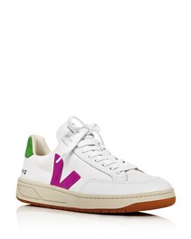 VEJA - Women's V-12 Mesh Sneakers