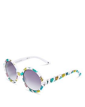 Stella McCartney - Little Kids' Round Sunglasses, 47mm