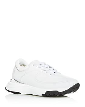Salvatore Ferragamo - Women's Tuli Low Top Sneakers