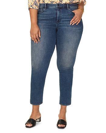NYDJ Plus - Sheri Slim Jeans