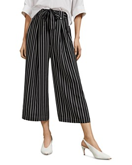 Ted Baker - Sherlii Striped Culottes