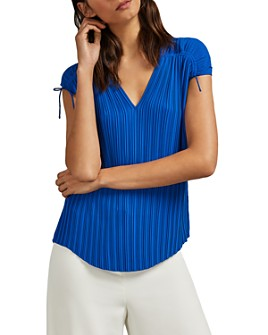 Ted Baker - Chasta Pleated Top