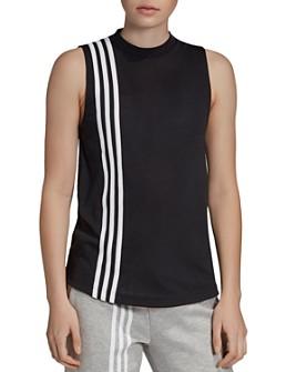 Adidas - Triple Stripe Jersey Tank