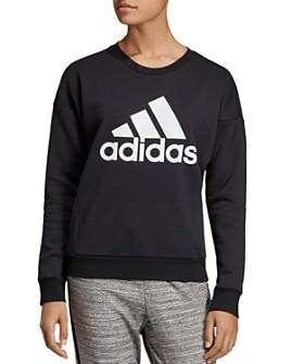 Adidas - Badge Of Sport Fleece Sweatshirt