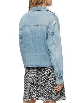 ALLSAINTS - Kyrie Denim Shirt Jacket
