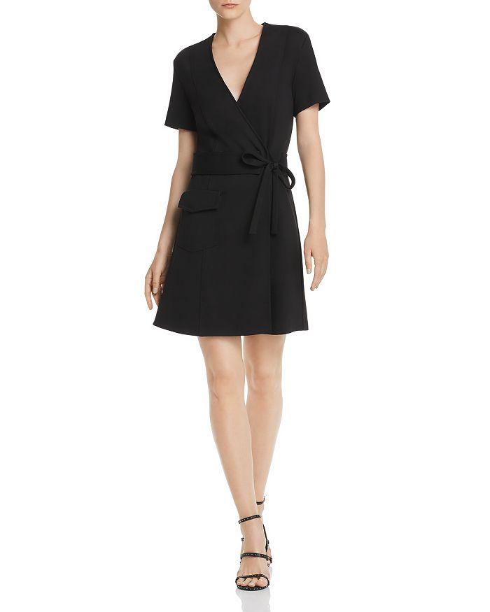 Joie - Goldwin Short-Sleeve Wrap Dress