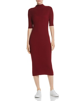Joie - Bryella Ribbed Midi Dress