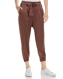 Joie - Sequoya Cropped Jogger Pants