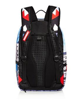Sprayground - Boys' Upside-Down Spiderman Backpack