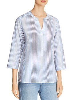 Tommy Bahama - Simona Sands Striped Button-Down Top