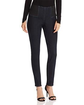 Lafayette 148 New York - Nolita Skinny Jeans in Indigo