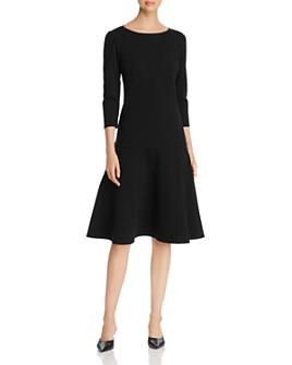 Lafayette 148 New York - Martha Drop-Waist Dress