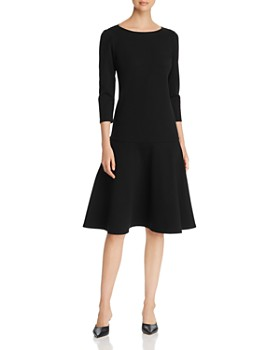 Lafayette 148 New York - Martha Drop-Waist Dress