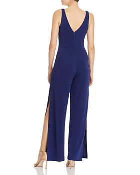 GUESS - Mylarose Twist-Front Jumpsuit