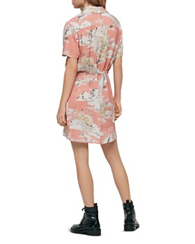 ALLSAINTS - Amia Borneo Shirt Dress