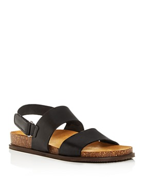 The Men's Store at Bloomingdale's - Men's Leather Sandals - 100% Exclusive