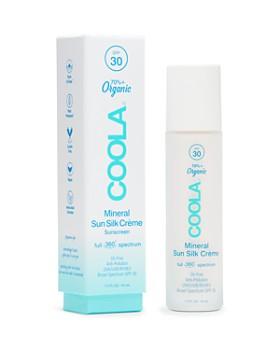 Coola - Mineral Sun Silk Crème Sunscreen SPF 30