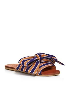 Brother Vellies - Women's Burkina Slide Sandals