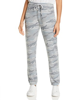 Marc New York - Camo-Print French Terry Jogger Pants
