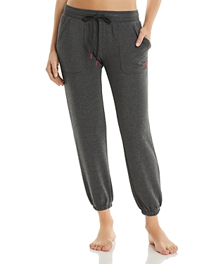 Pj Salvage Wild Heart Embroidered Pants-Women