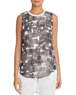 Go by Go Silk - Go Double-Layer High/Low Tank