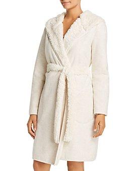 UGG® - Portola Fleece Reversible Robe