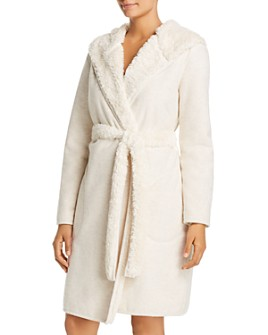 UGG® - Portola Fleece Reversible Robe