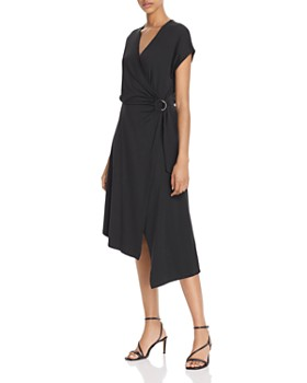 Joie - Anjula Faux Wrap Dress