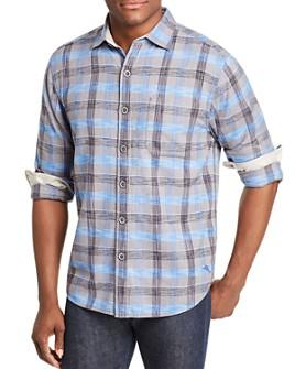 Tommy Bahama - Canyon Beach Plaid Classic Fit Shirt