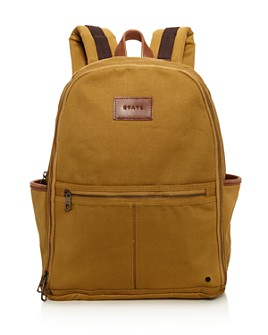 STATE - Bedford Cotton Twill Backpack