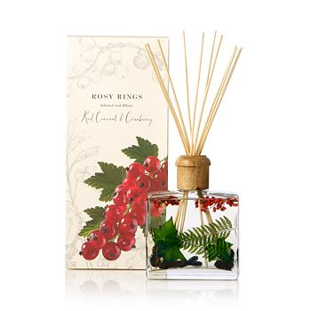 Rosy Rings - Botanical Reed Diffuser - Red Currant & Cranberry